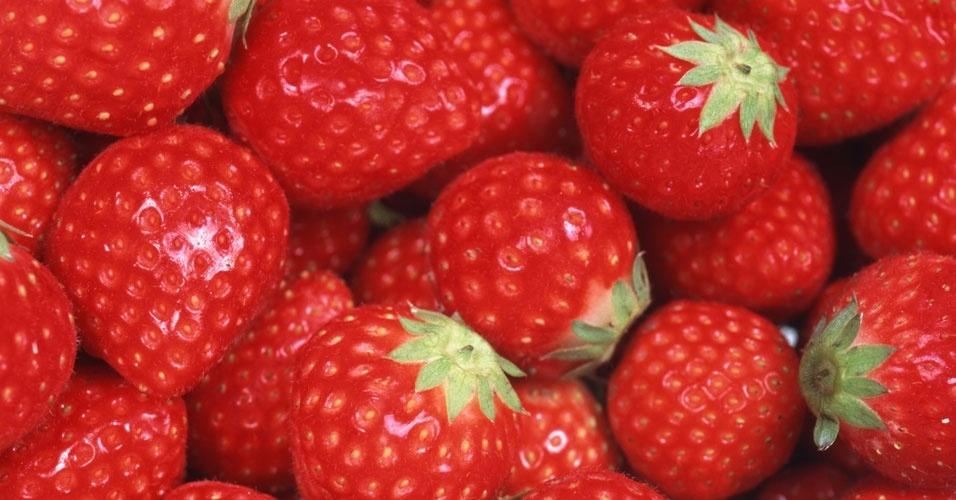 Porque o morango orgânico é melhor para a saúde